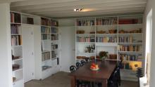 Boekenkast met verstelbare planken